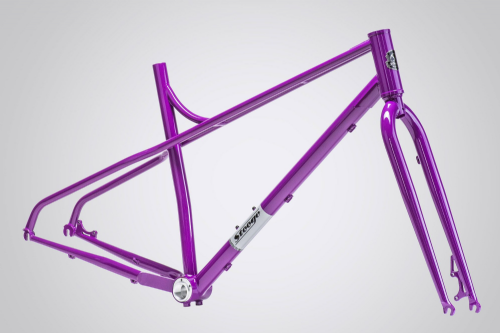 "Stooge Generation 3 18"" Plum Crazier Purple frame & for"